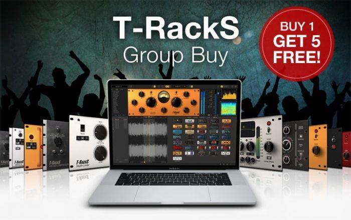 IK Multimedia T RackS Group Buy Buy 1 Get 5 FREE