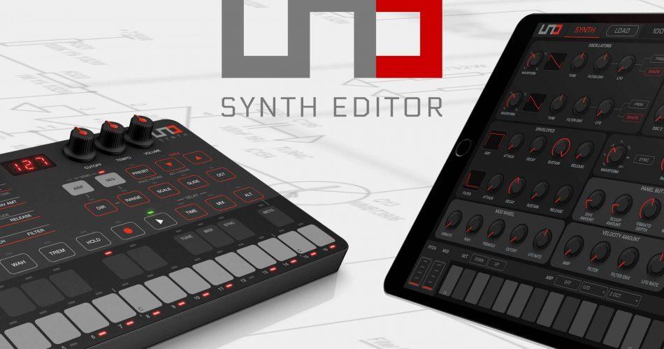 IK Multimedia UNO Synth feat