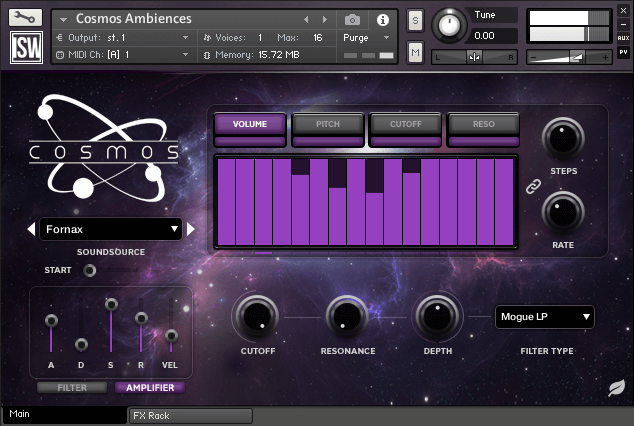 Impact Soundworks Cosmos Ambiences