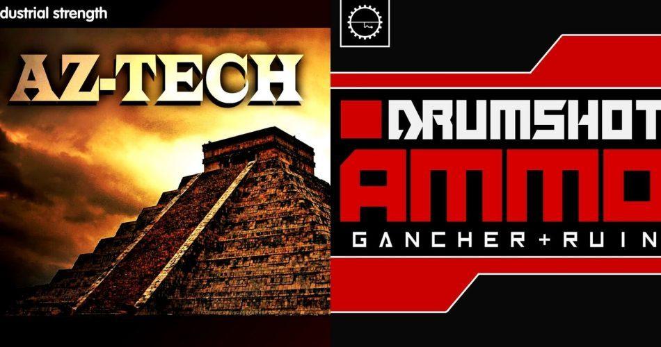 Industrial Strength AZ-Tech & Gancher Ruin Drumshot Ammo