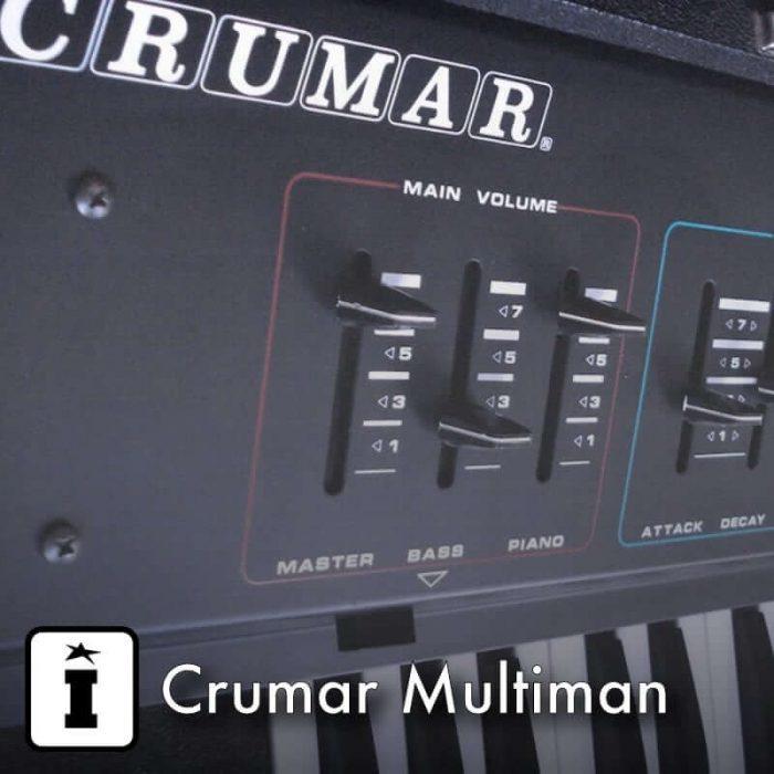 Isotonik Studios Crumar Multiman