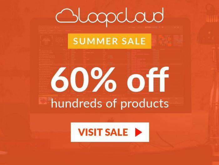 Loopcloud Summer Sale