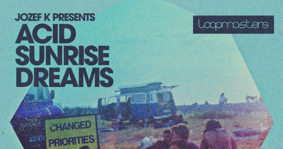 Loopmasters Josef K Acid Sunrise Dreams