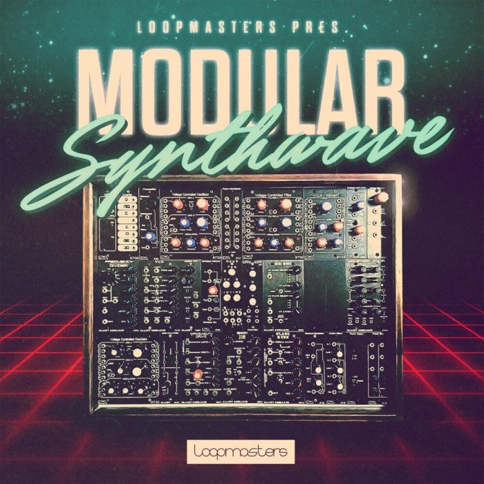Loopmasters Modular Synthwave