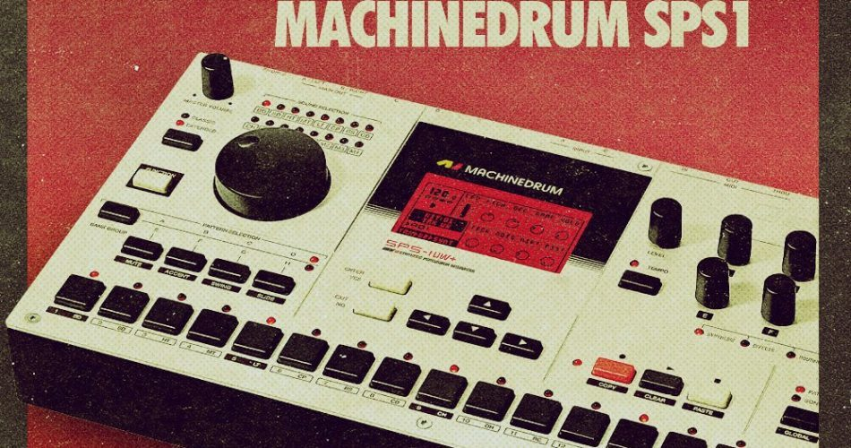 Loopmasters Synth Explorer Machinedrum SPS1