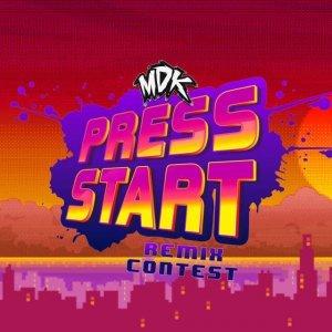 MDK Press Start