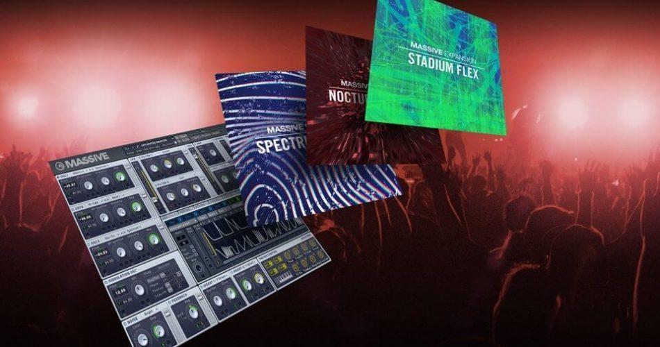 NI Massive Expansions Promo