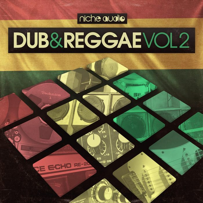 Niche Audio Dub & Reggae Vol 2