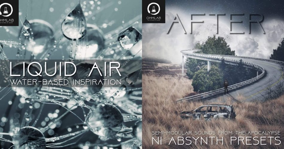 OhmLab Liquid Air & After for Absynth