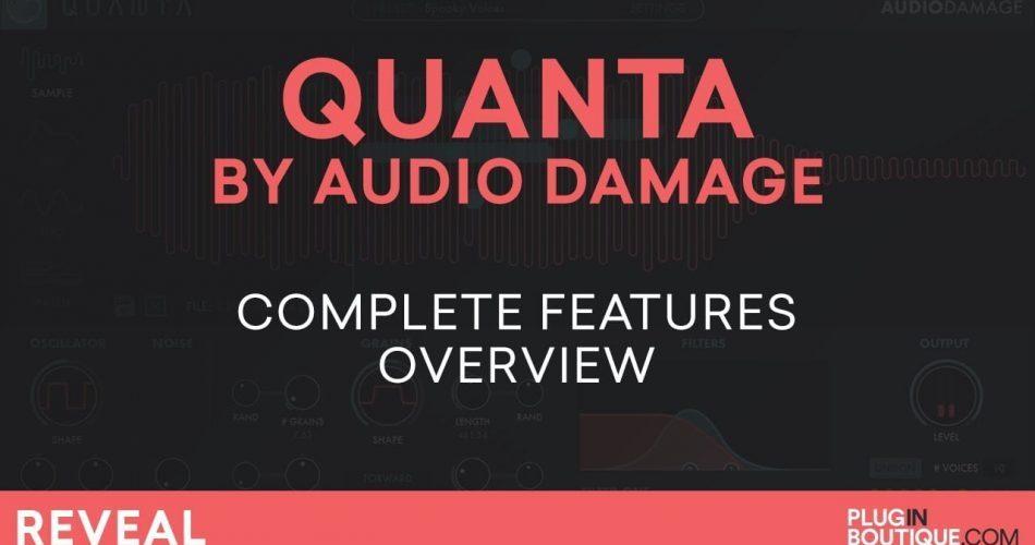 PIB Audio Damage Quanta overview