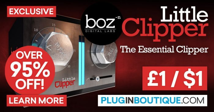PIB Boz Digital Labs Little Clipper sale