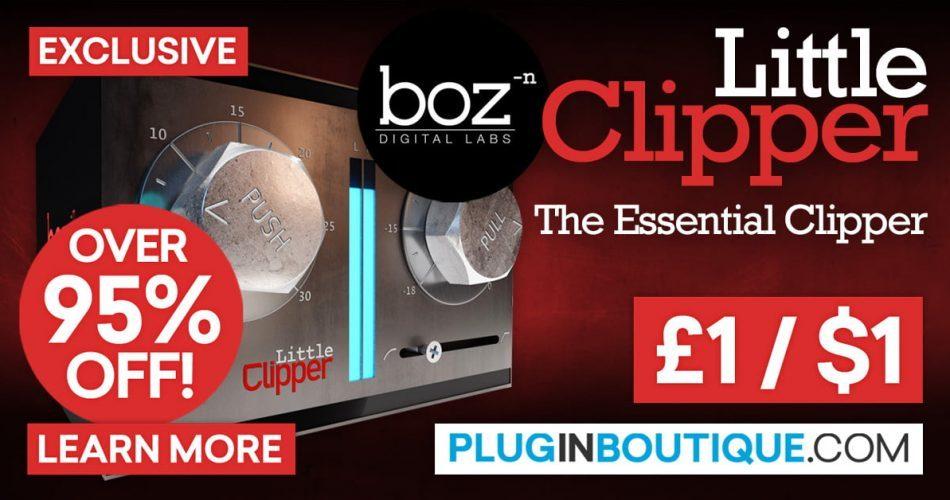 PIB Boz Digital Labs Little Clipper sale