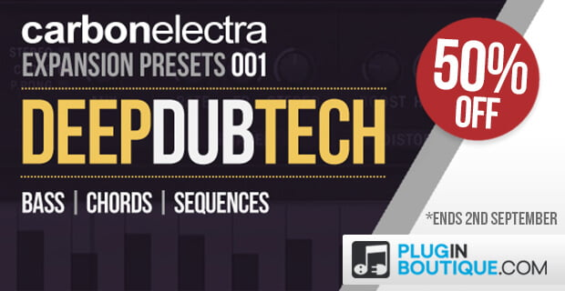 PIB Deep Dub Tech 50 off