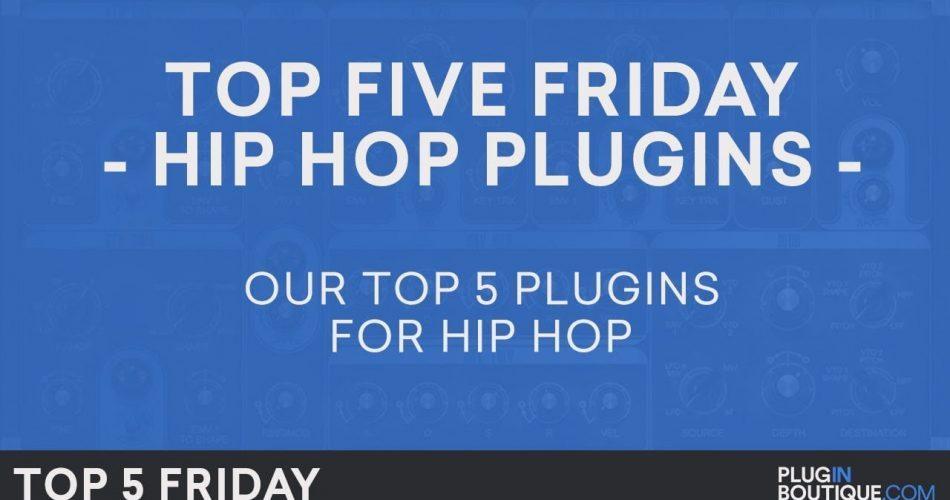 PIB Top 5 Friday Hip Hop