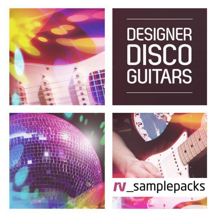 RV Samplepacks Designer Disco Guitars