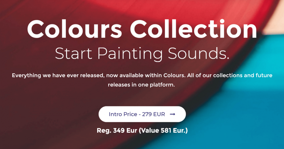 Rast Sound Colours Collection