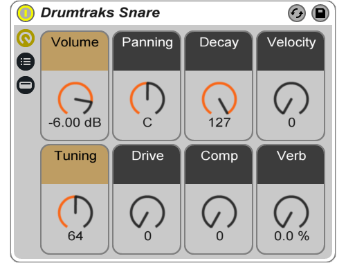 Reverb Machine Drumtraks