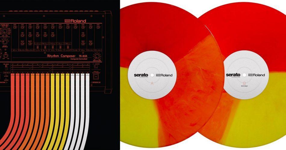 Roland DJ 808 Serato Vinyl