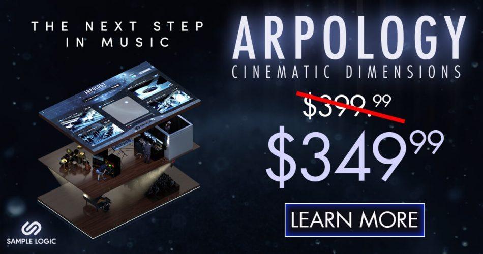 Sample Logic Arpology Cinematic Dimensions