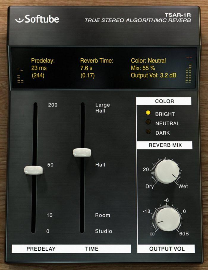 Softube TSAR 1R