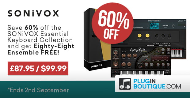 Sonivox Essential Keys sale