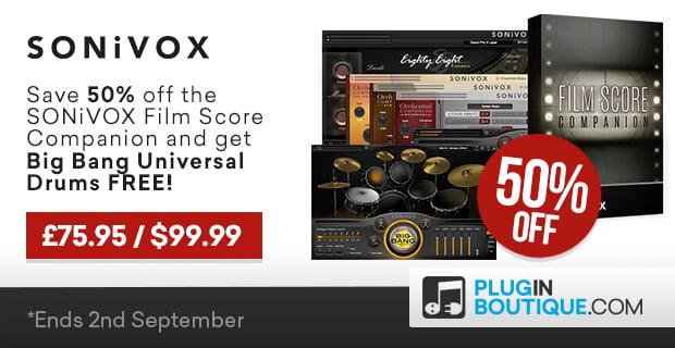Sonivox Film Score Companion sale