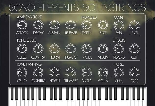 Sono Elements SolinStrings