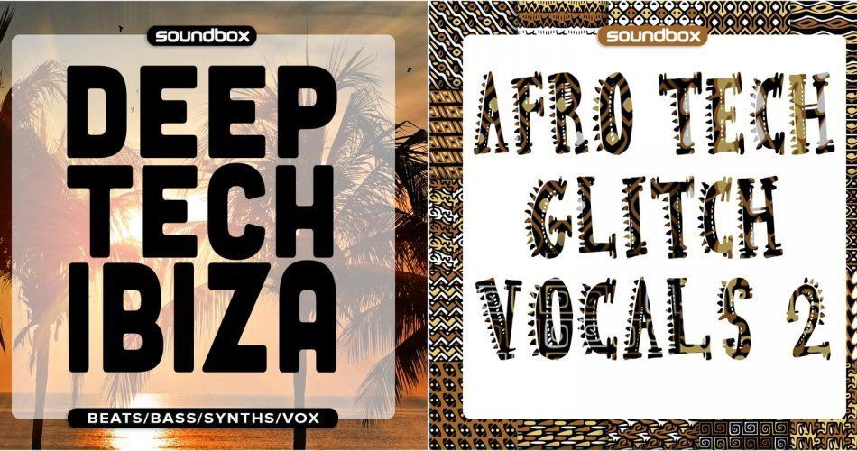 Soundbox Deep Tech Ibiza & Afro Tech Glitch Vocals 2
