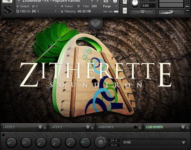 Soundiron Zitherette