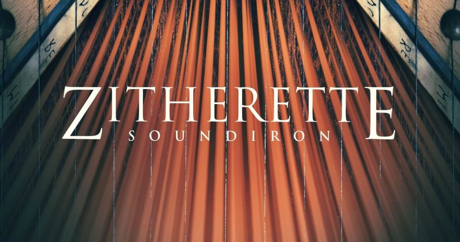Soundiron Zitherette cover