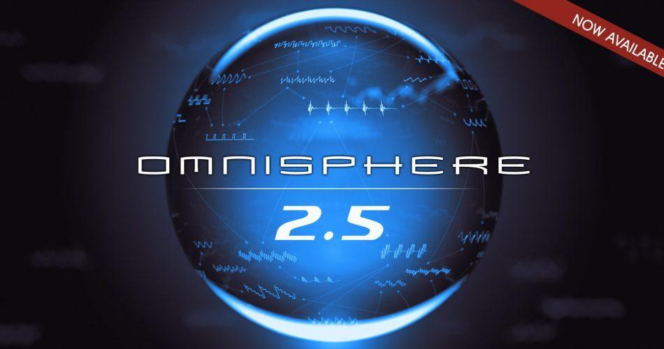 Spectrasonics Omnisphere 2.5 feat
