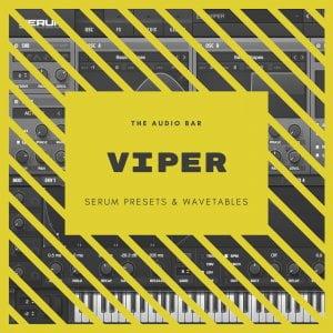 The Audio Bar Viper for Serum