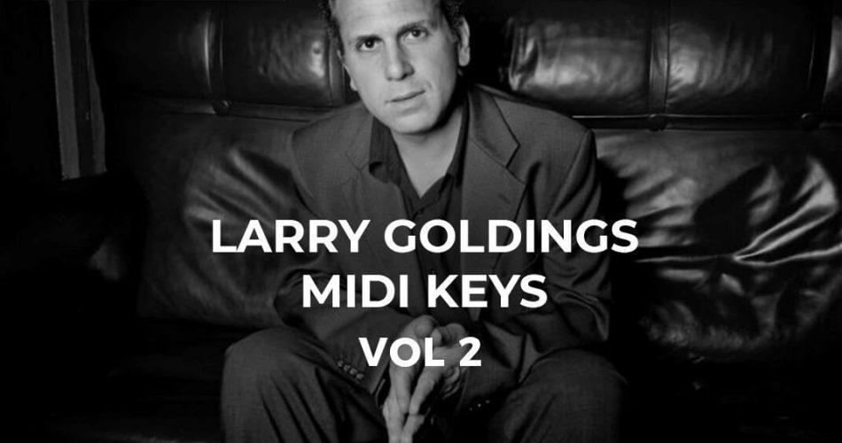 The Loop Loft Larry Goldings MIDI Keys Vol 2