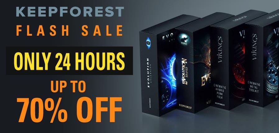 TimeSpace KeepForest Sale