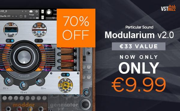 VST Buzz Particular Sound Modularium