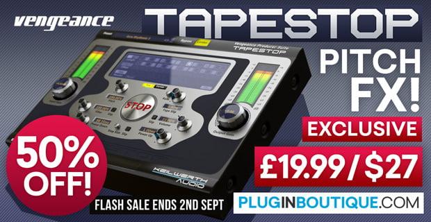 Vengenace Tape Stop 50 off