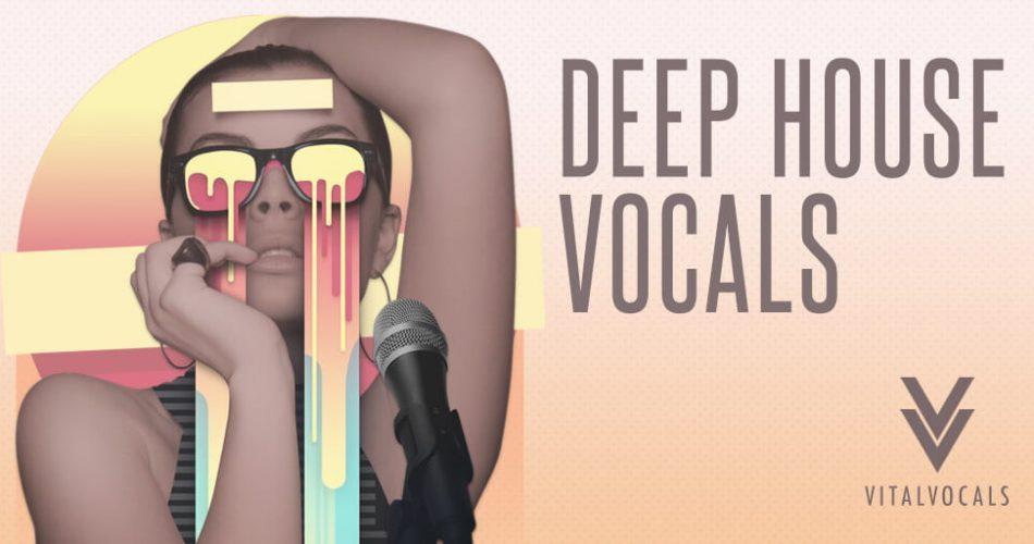 Vital Vocals Deep House Vocals feat