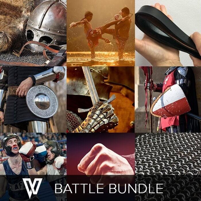 Weaponiser Battle Bundle