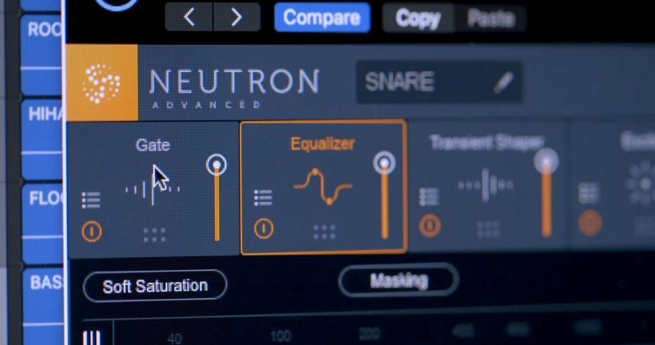 iZotope Neutron 2 screen