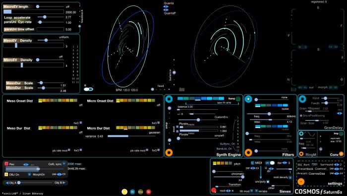 sonicLAB Cosmosƒ Saturn6S