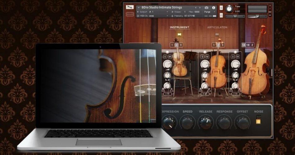 8Dio Studio Intimate Strings