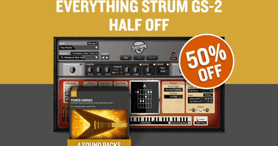 AAS Strum GS 2 50 off sale