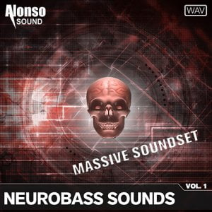 Alonso Sound Neurobass Sounds Vol 1 for Massive