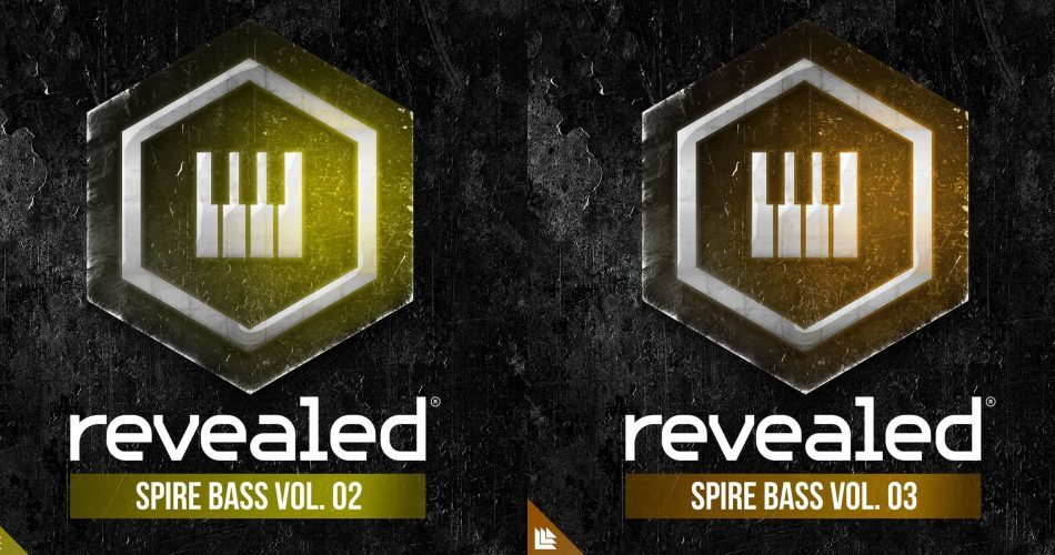 Alonso Sound Revealed Spire Bass Vol 2 and 3