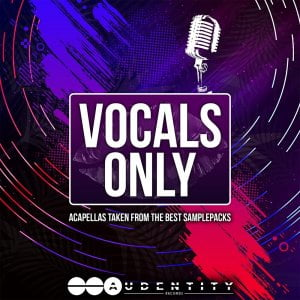 Audentity Records Vocals Only