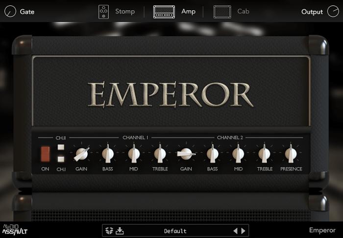 Audio Assault Emperor
