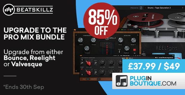 BeatSkillz Pro Mix Bundle upgrade