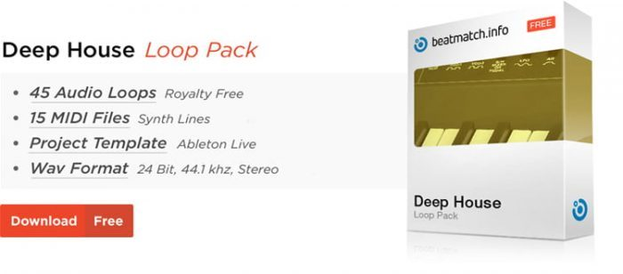 Beatmatch Deep House Loop Pack