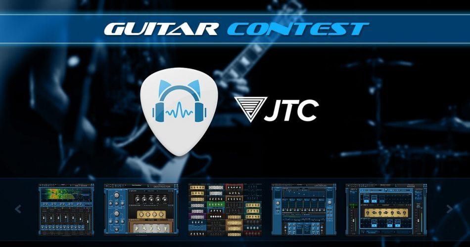 Blue Cat Guitar Contest