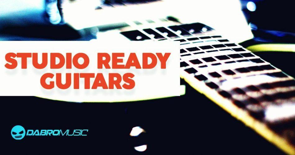 Dabro Music Studio Ready Guitars